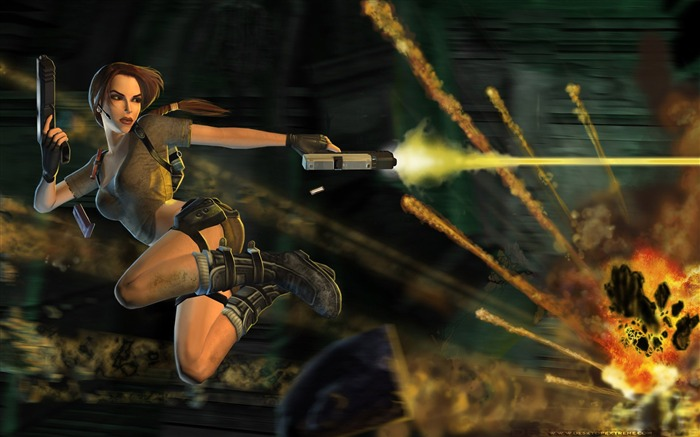Tomb Raider 2012 Game HD Wallpaper 04 Views:7417
