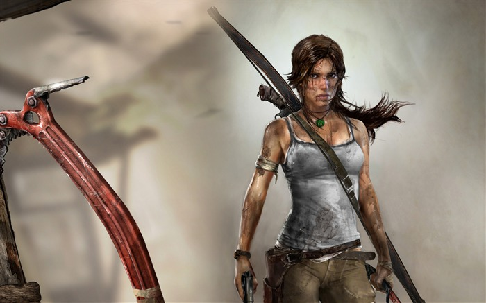 Tomb Raider 2012 Game HD Wallpaper 05 Views:12370