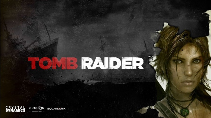 Tomb Raider 2012 Game HD Wallpaper 06 Views:4730