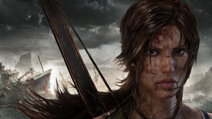 Tomb Raider 2012 Game HD Wallpaper 08 Views:13450