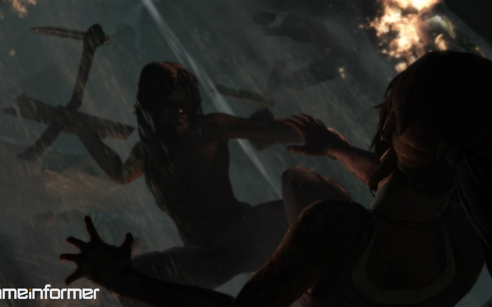Tomb Raider 2012 Game HD Wallpaper 16 Views:3853