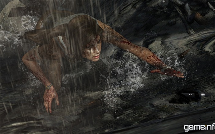 Tomb Raider 2012 Game HD Wallpaper 17 Views:8161