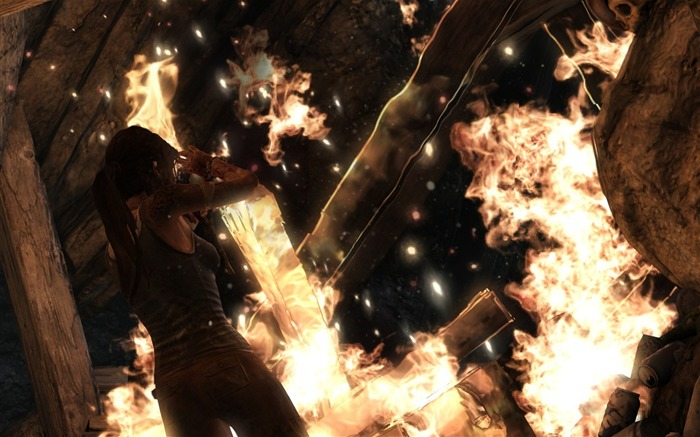 Tomb Raider 2012 Game HD Wallpaper 19 Views:2279
