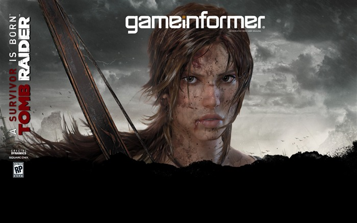 Tomb Raider 2012 Game HD Wallpaper 22 Views:3748