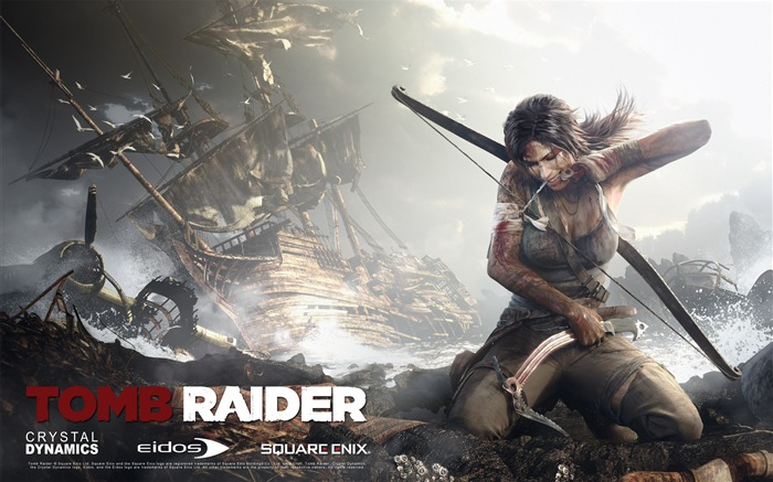Tomb Raider 2012 Game HD Wallpaper 25 Views:4603