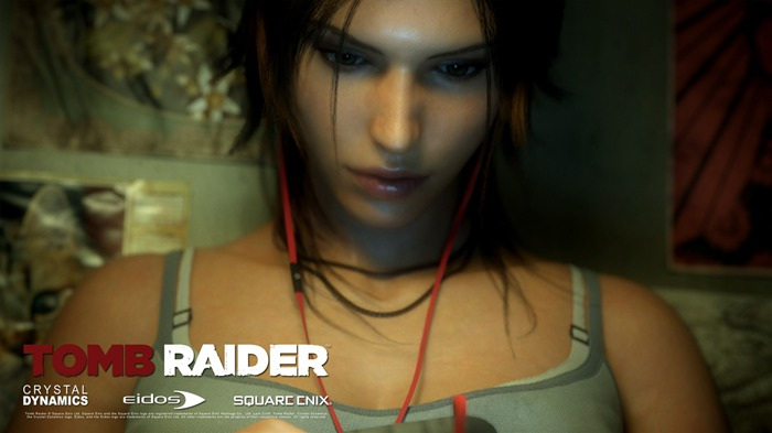 Tomb Raider 2012 Game HD Wallpaper 28 Views:5088