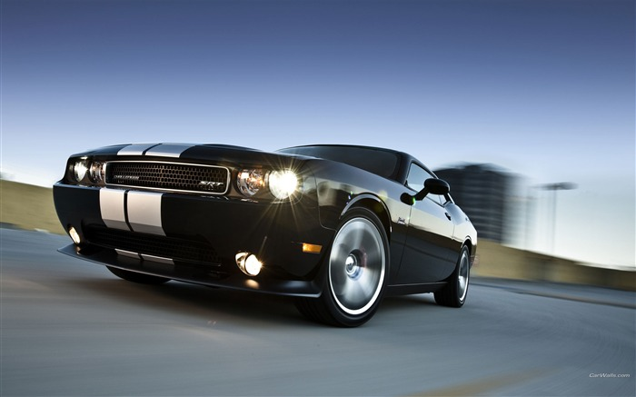 Dodge Challenger SRT8 392 2012 models HD wallpaper Views:25416