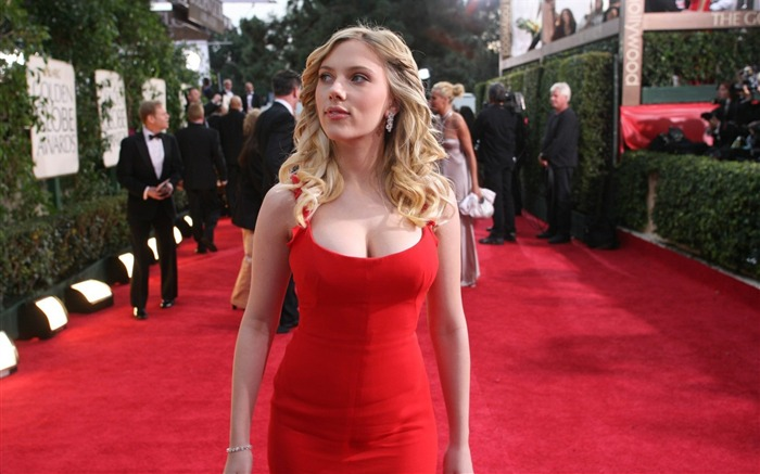 World top ten sexiest female star-Scarlett Johansson-Wallpaper 16 Views:10994
