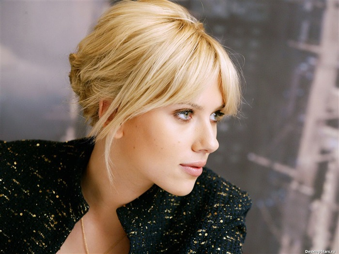 World top ten sexiest female star - Scarlett Johansson - Wallpaper Views:18111