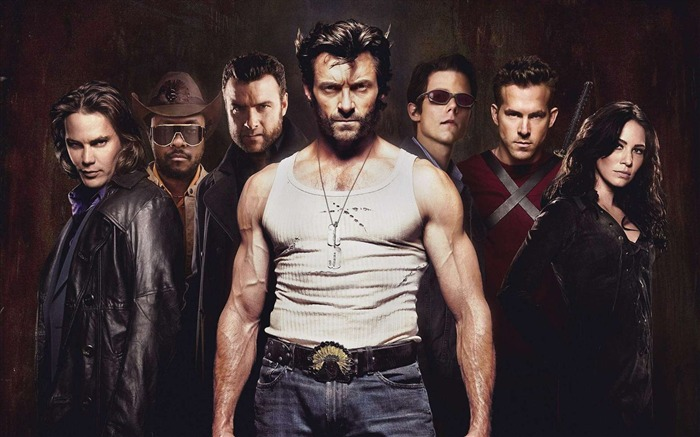 X-Men Origins Wolverine Movie Wallpapers 05 Views:7298