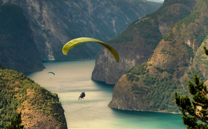 canyon parachute sport-Life is the challenge Views:10631