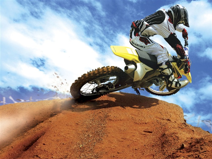 off road racing- SPORT Wallpaper Views:5024