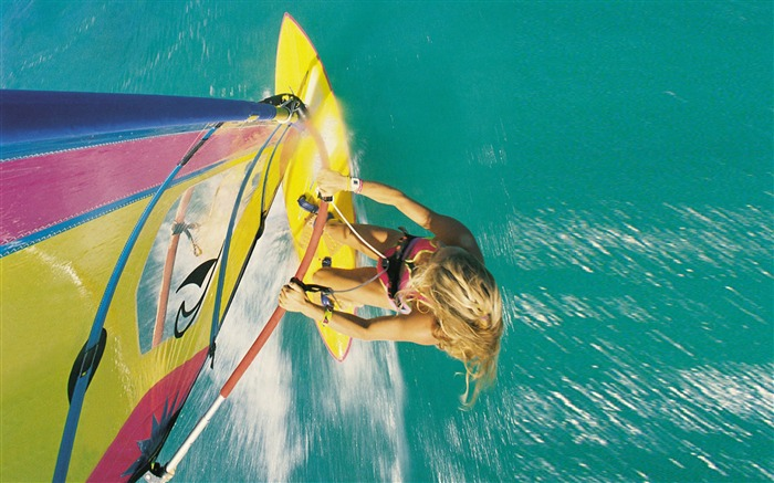 windsurfing- SPORT Wallpaper Views:12763