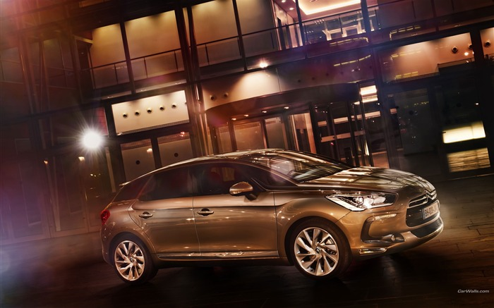 2011 Citroen ds5 HD Desktop Wallpapers Views:17727