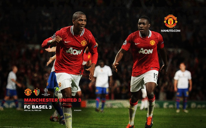Basel 3 Manchester United 3-Star-Premier League matches in 2011 Views:5590