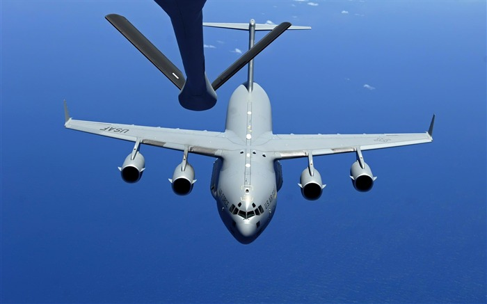 C 17 Globemaster III-Years of peace-military aircraft Views:4425