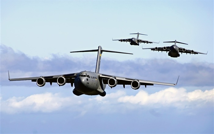 C 17 Globemaster III 01 -Years of peace-military aircraft Views:11792