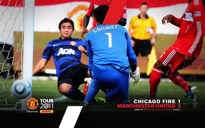 Chicago Fire -Premier League matches in 2011 Views:3094