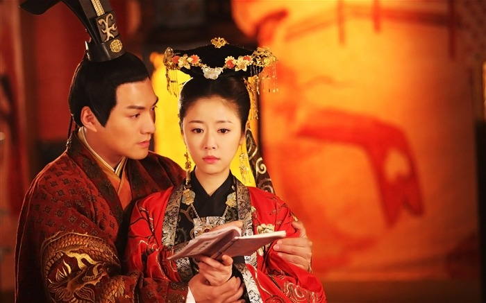 China hit TV series-Introduction of the Princess-HD Movie Wallpaper 12 Views:3511