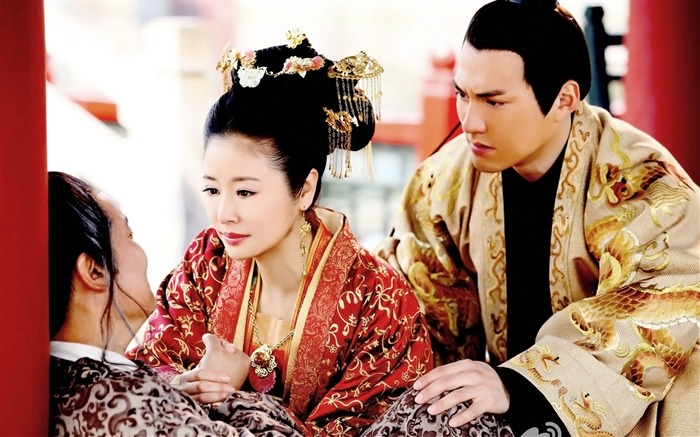 China hit TV series-Introduction of the Princess-HD Movie Wallpaper 13 Views:4408