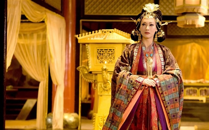 China hit TV series-Introduction of the Princess-HD Movie Wallpaper 16 Views:2994