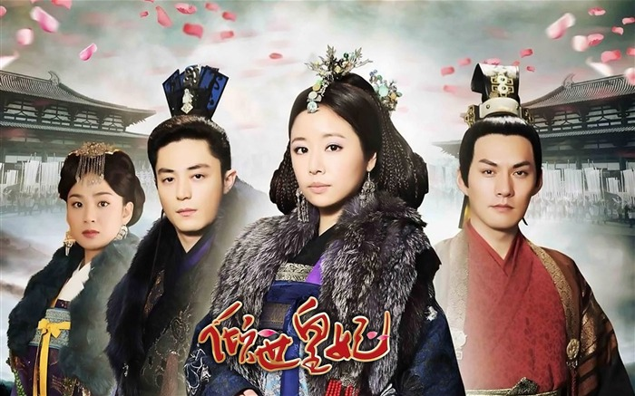 China hit TV series-Introduction of the Princess-HD Movie Wallpaper Views:8778