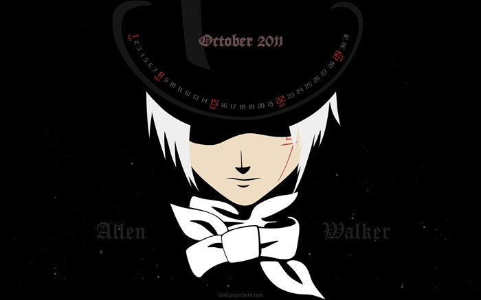 D Grayman-October 2011 - calendar wallpaper Views:7900