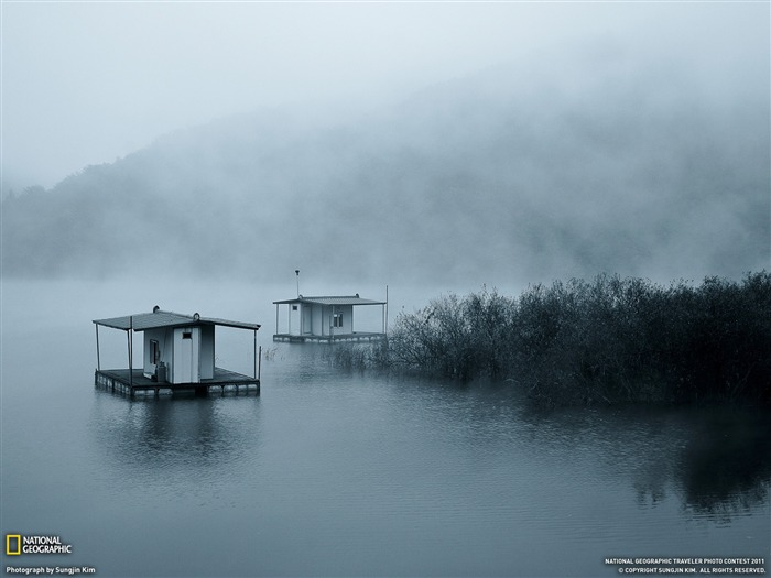 Title:Dawn Hwacheon-National Geographic magazine photography Views:6223