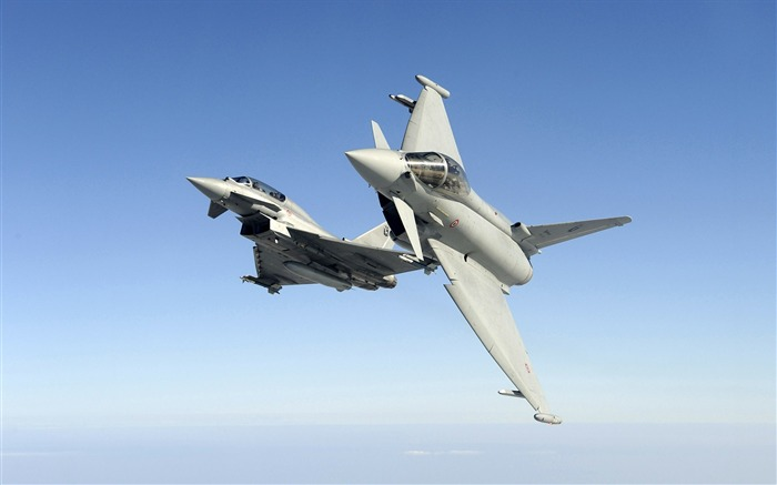 EF 2000 Typhoon-Years of peace-military aircraft Views:5751