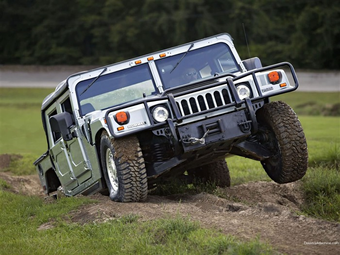 King off-road vehicles - the Hummer H1 series wallpaper 02 Views:7389