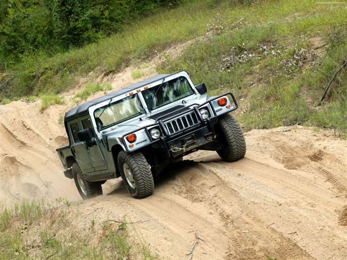 King off-road vehicles - the Hummer H1 series wallpaper 05 Views:13548