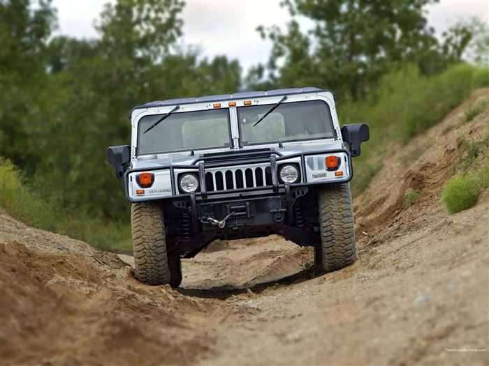 King off-road vehicles - the Hummer H1 series wallpaper 07 Views:6591