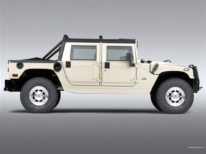 King off-road vehicles - the Hummer H1 series wallpaper 12 Views:3427