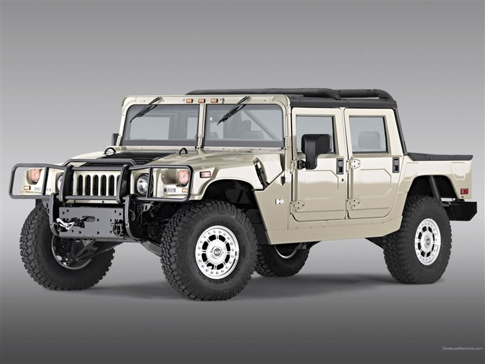 King off-road vehicles - the Hummer H1 series wallpaper 13 Views:4389