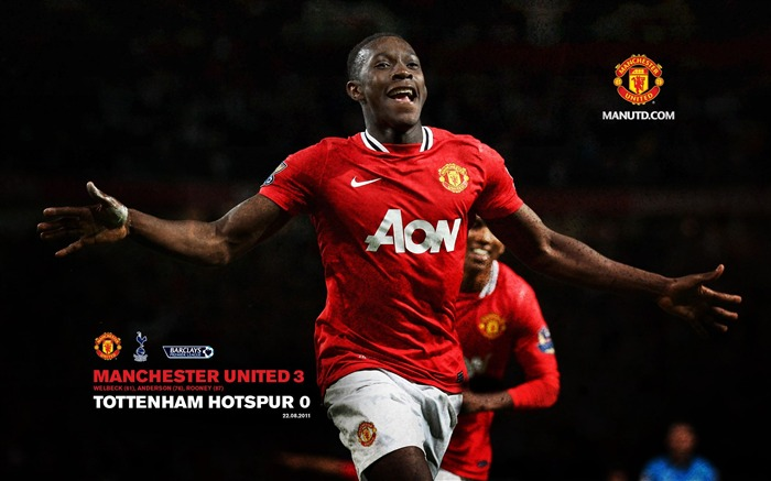 Manchester United 3 Tottenham Hotspur 0-Star-Premier League matches in 2011 Views:6376
