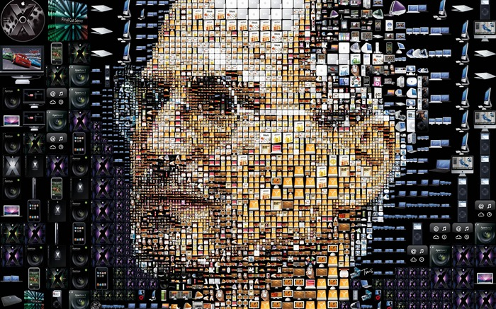Memorial Apple founder Steve Paul Jobs special edition 01 Views:6225