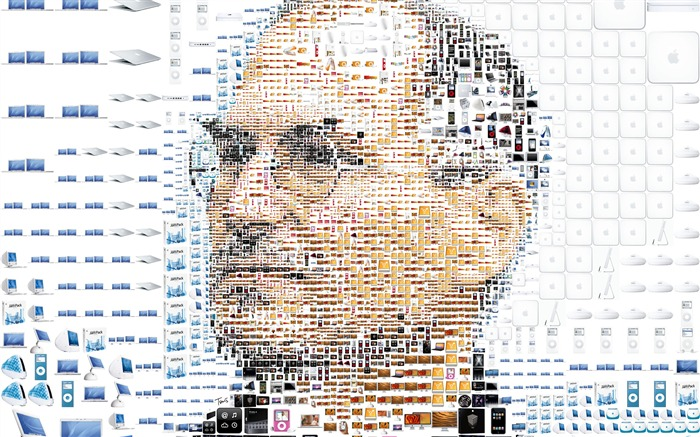 Memorial Apple founder Steve Paul Jobs special edition 02 Views:9256