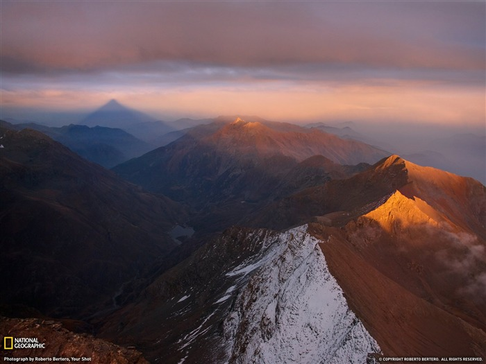 Mount Rocciamelone Italy-National Geographic magazine photography Views:3950