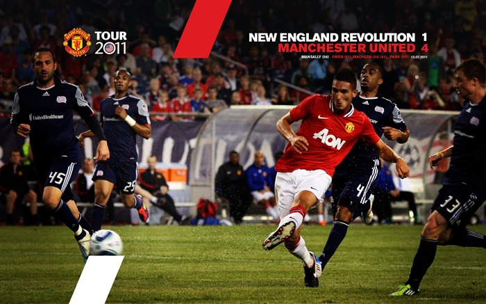 New England Revolution 02-Premier League matches in 2011 Views:3398