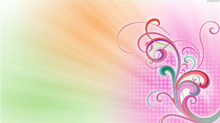 Nice Design-Illustration Design Desktop Wallpaper Views:4329
