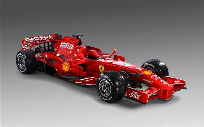 Red ferrari f2008-F1 Formula Racing Wallpaper Views:12774 Date:10/10/2011 1:10:00 AM