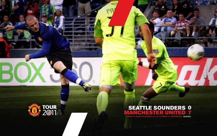 Seattle Sounders-Premier League matches in 2011 Views:4038