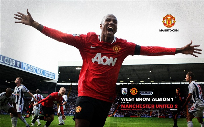 West Bromwich Albion 1 Manchester United 2 Views:7376