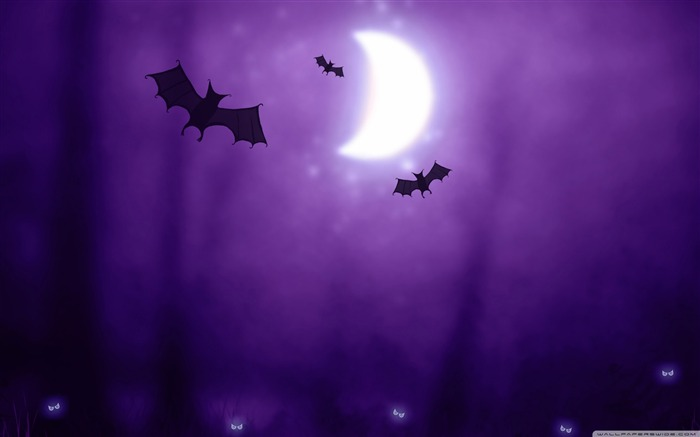 Happy Halloween Desktop Wallpapers Views:17728