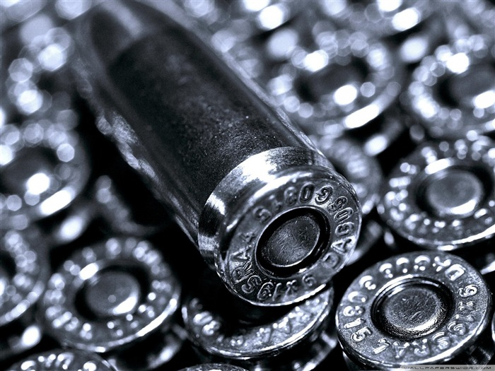 bullets-military-related items Desktop wallpaper Views:11130