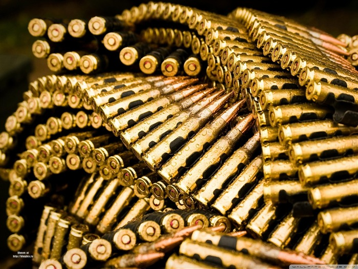 bullets -military-related items Desktop wallpaper Views:8795