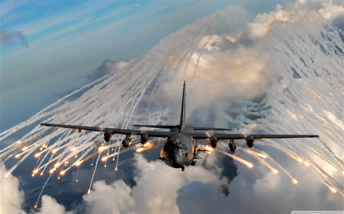 military flares-military-related items Desktop wallpaper Views:15398
