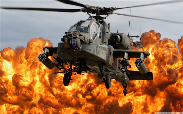 military helicopter-military-related items Desktop wallpaper Views:76317
