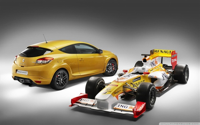 renault megane rs-F1 Formula Racing Wallpaper Views:10044 Date:10/10/2011 1:15:31 AM