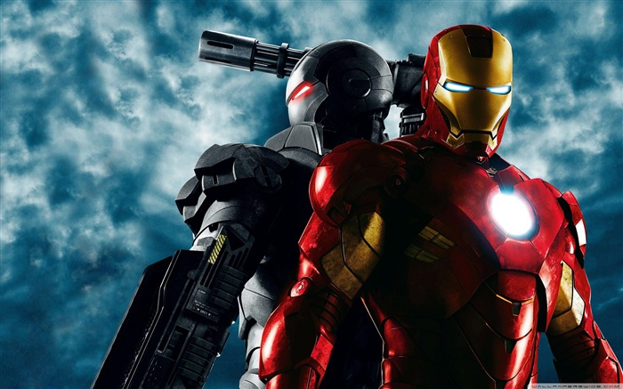 Iron Man II movie HD desktop wallpaper Views:28176